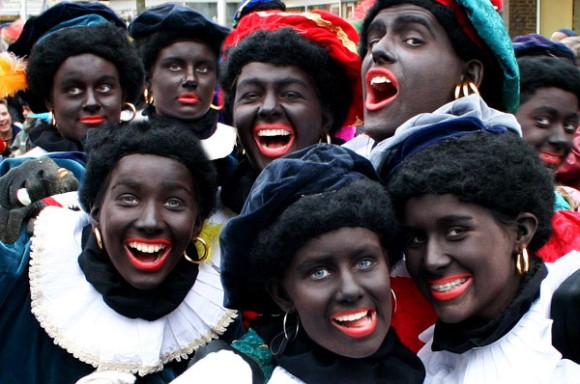 "The Dutch tradition of ""Black Pete"" has long offended people of African ancestry living in The Netherlands."